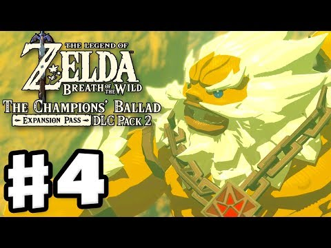 Download Youtube: Daruk's Song! - The Legend of Zelda: Breath of the Wild DLC Pack 2 Gameplay