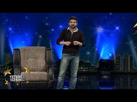 Fatih Akyildiz | Best Stand Up | Got Talent Turkey