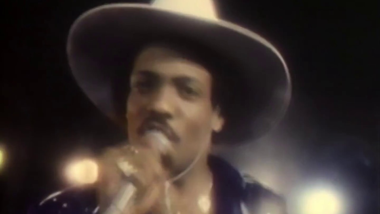 The Gap Band Burn Rubber On Me Official Music Video Youtube