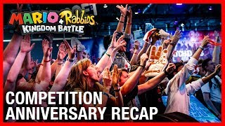 Mario + Rabbids Kingdom Battle Community Competition - One Year Anniversary | Ubisoft [NA]