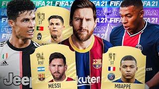 FIFA 21 ТОП 17 ИГРОКОВ ПО РЕЙТИНГУ TOP 17 PLAYERS IN FIFA 21