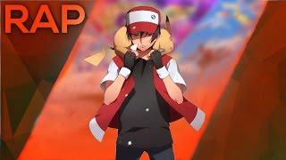 Rap de Red (Pokemon) - Shisui :D - Rap tributo n° 16