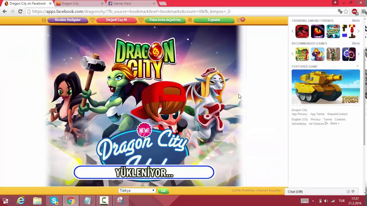 Hack Dragon City Buy All Island By Paiwand Hacker
