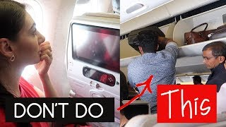 HOW TO TRAVEL FIRST TIME IN FLIGHT INDIA BY FOREIGNER | TRAVEL VLOG IV