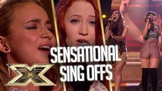 Sing-Off Sensations! | The X Factor UK