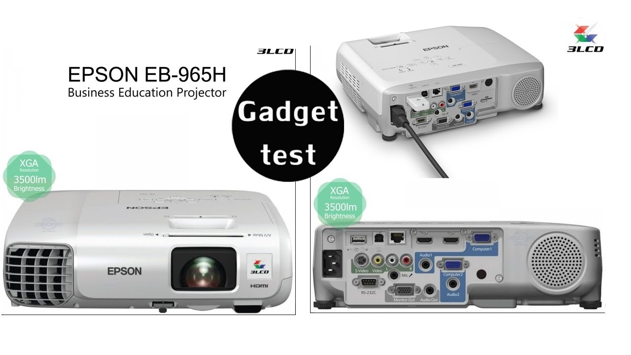 Image result for epson eb-965