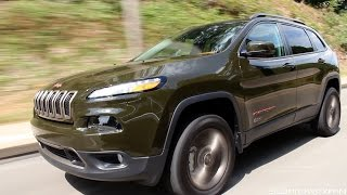 My Week with the 2016 Jeep Cherokee 75th Anniversary Edition