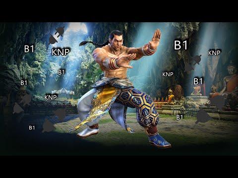 Tekken 7 Feng Wei The Plug Fu Master