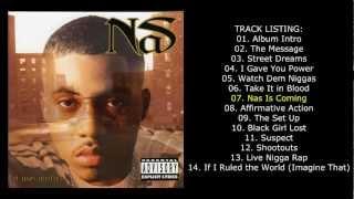 Nas - It Was Written (Album)