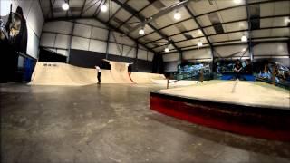 Xsite Skatepark Skegness Edit - With Ollie Machin