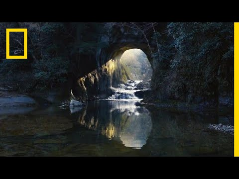 This Japanese Cave Creates a Heart Shape With Sunlight | National Geographic