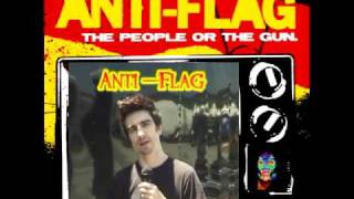 San Francisco-Anti Flag -Warped Tour 09-People or the Gun