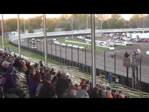 Night#2 Sport Compact Heats 30th Annual Fall Challenge Southern Iowa Speedway 10/8/16