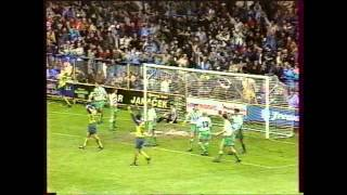 FC Svit Zlín - Bohemians Praha 4:1 sezona 1993/94