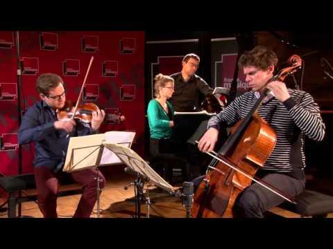 Mendelssohn  : Andante du Trio n°2, par le Trio Dali