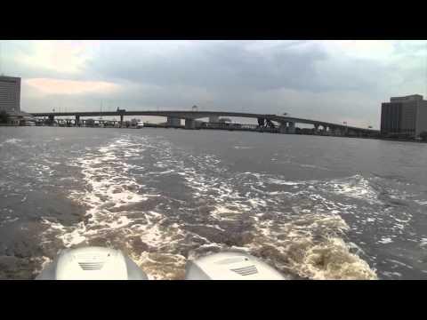 Jacksonville River Taxi Returns