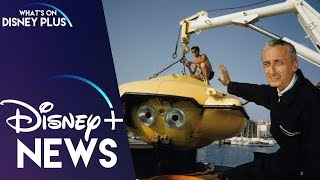 """National Geographic Announces """"Cousteau"""" Documentary Film   Disney Plus News"""
