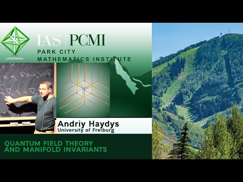 Andriy Haydys, part 1.1, Introduction to Gauge Theory (IAS | PCMI)