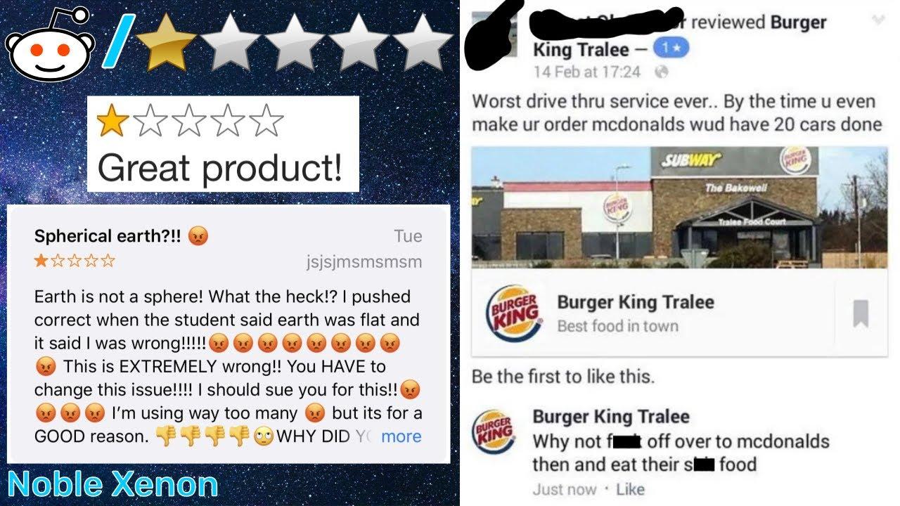 Download r/1star - The WEIRDEST 1-Star Reviews! (Best Reddit Posts)