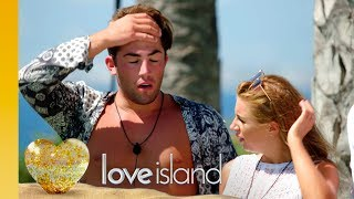FIRST LOOK: One Couple Agonises Over Whether to Stay or Leave | Love Island 2018 thumbnail