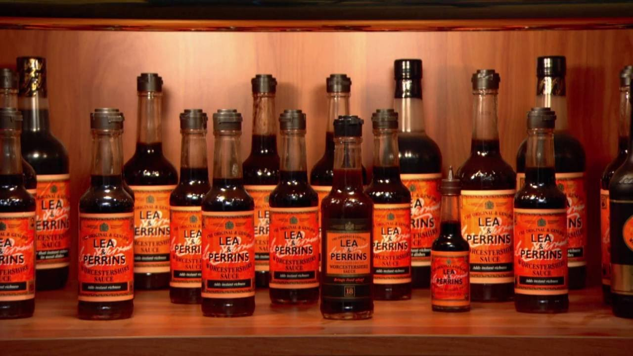 Worcestershire Sauce How It S Made