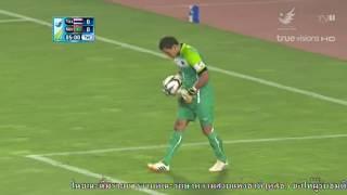 ฟุตบอล เอเชียนเกมส์ ครั้งที่17 ทีมชาติไทย 2-0 ทีมชาติมัลดีฟส์ 15-09-2014