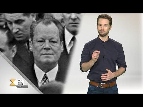 Willy Brandt erklärt   Promis der Geschichte mit Mirko Drotschmann
