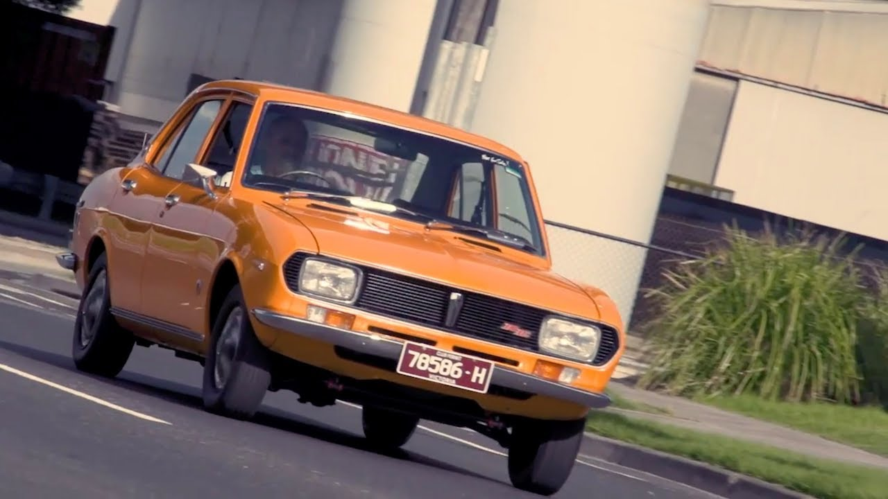 Mazda RX2  - Shannons Club TV - Episode 104