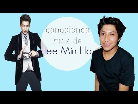 Conociendo Mas de  Lee Min Ho | Curiosidades Coreanas