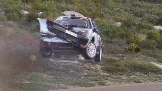 Rallye Best of Crash 2015, Highligts, Mistakes, compilation sortie