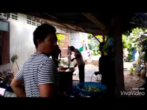 Suasana di kampung ku raya thai 2015