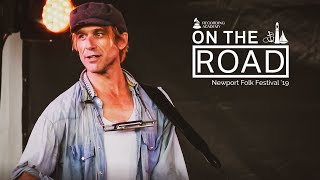 Todd Snider On Storytelling & 'Cash Cabin Sessions, Vol 3' | On The Road At Newport Folk