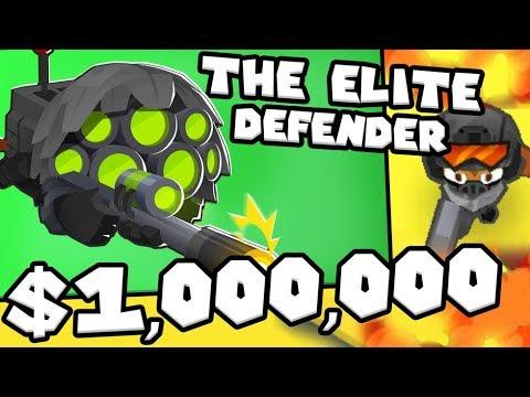 Bloons TD 6 - The Elite Defender - Tier 5 Sniper Monkey   JeromeASF