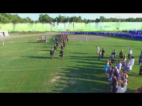 Crystal River High School 2016 Graduation