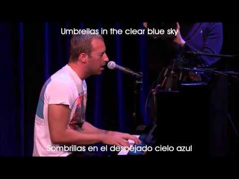Chris Martin Wedding Bells  |  subtitulada español ingles HD