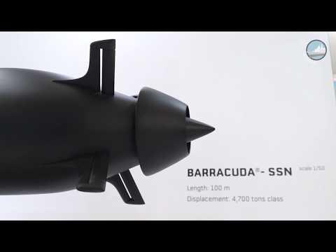 Naval Group at DEFEXPO 2018: Scorpene-class Submarine, Barracuda-class Submarine and F21 Torpedo