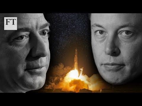 The billionaire space race | FT Features
