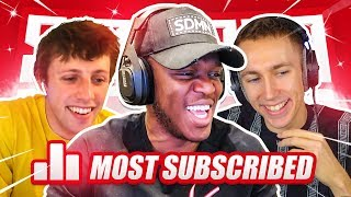 Which Of Our Subscribers, Has The Most Subscribers?