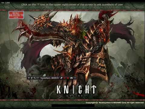 Knight Chat Görevi # 1 ( Moradon Merchant Syhmer ) 69 M Ex Anlatım 2016- Sesli Bilgiler TR