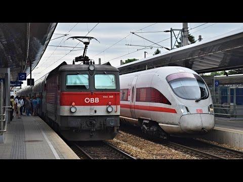 Züge Wien Meidling, 28.7.2015