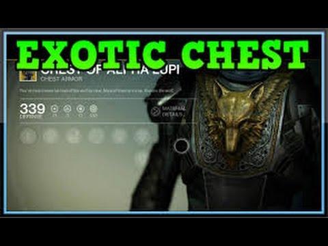 Exotic Review Crest Of Alpha Lupi Fo' Hunterz (Destiny)