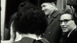 Свадьба в Саратове и Энгельсе. Кинохроника 70-х