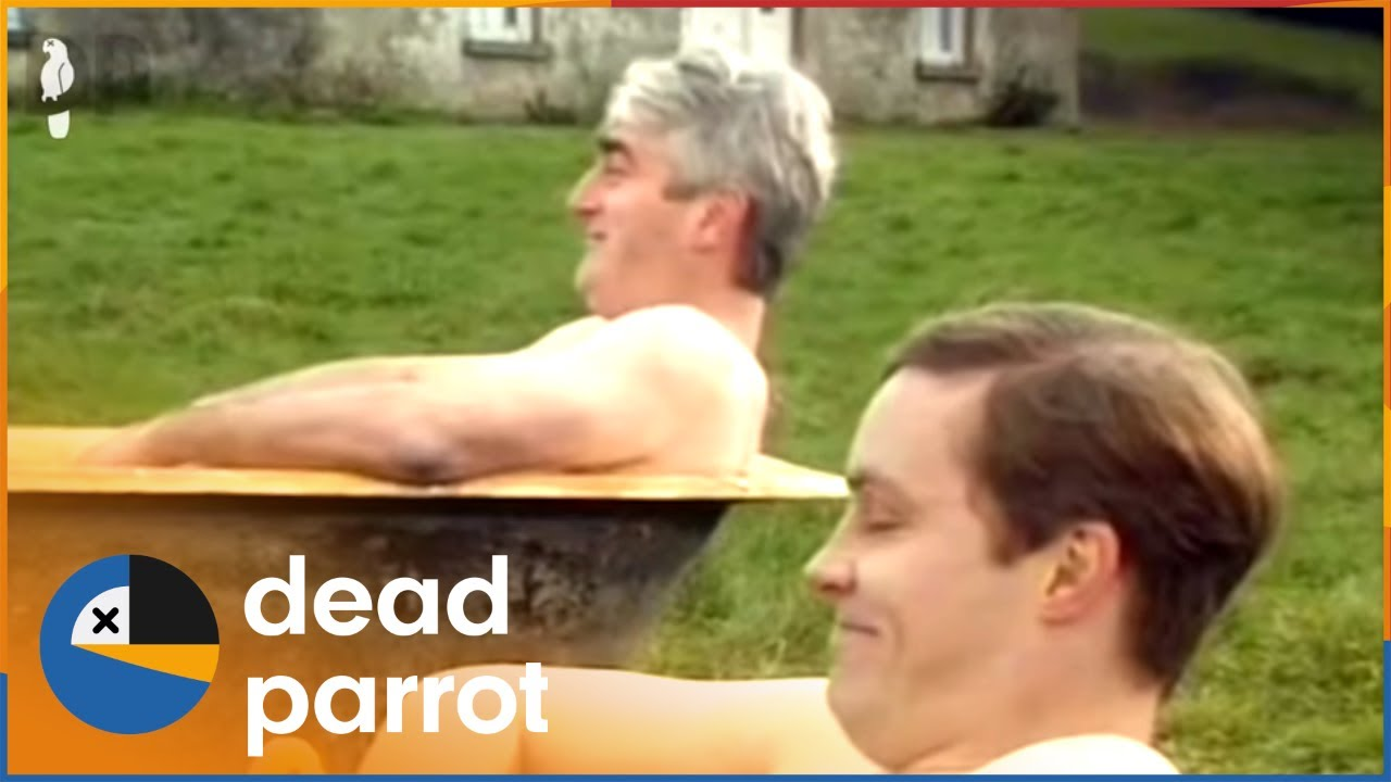 cigarettes and alcohol and rollerblading father ted series 2