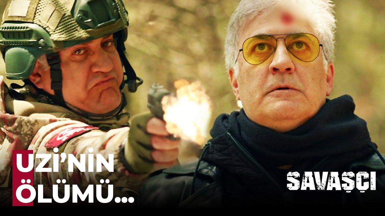 Göktürk, Uzi'yi ALNINDAN VURDU! - Savaşçı 105. Bölüm