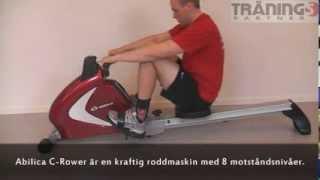 Abilica Roddmaskin C-Rower - Traningspartner.se