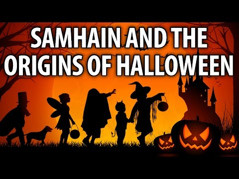 Samhain and the Origins of Halloween