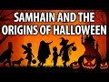 Samhain and the Origins of Halloween (As Well As All Saints' Day and All Souls' Day)