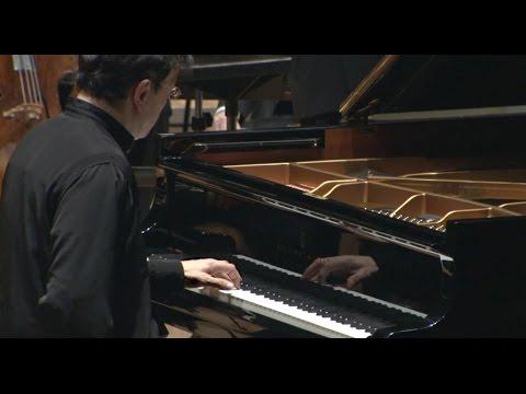 Ravel: Piano Concerto for the left hand / Aimard · Boulez · Berliner Philharmoniker