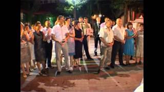 Mireasa cinta la nunta p/u mire. Lilia si Costi!