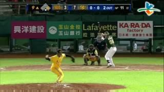 中華職棒火球男精華《速球特輯》 火球 検索動画 15